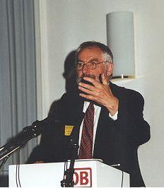 Professor Ernst Pöppel